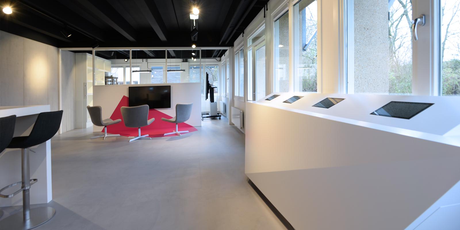 interieurontwerp kantoor ontwerp alphen aan den rijn tebont design